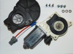 Show product details for Replacement Motor 80.03129.92, Black to White Conversion Kit