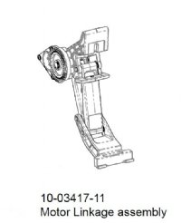 Show product details for CRH Linkage Replacement, 10-03417-11, 19-03077-90, 80-03129-90