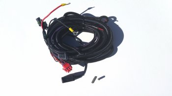 amp research replacement parts rh electricstep com Amp 12V DC Relay Wiring Amp Power Steps for Silverado Trucks