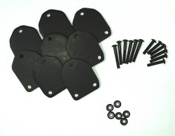 Show product details for AMP Research BedXTender Mounting Bracket Spacer Kit