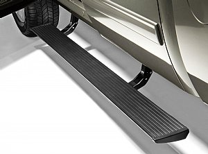 AMP Research PowerStep<BR>GMC SIERRA 2500/3500 HD (GAS ONLY) - 2007 thru 2014