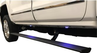Amp Running Boards >> Chevy AMP Research PowerStep