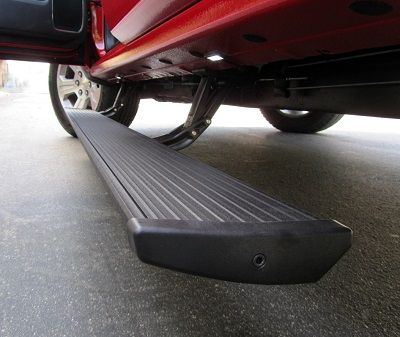 Chevy Silverado PowerStep 1500 | 2014 - 2018 AMP Research on