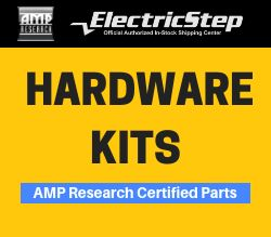 Show product details for AMP Research Hardware Kits
