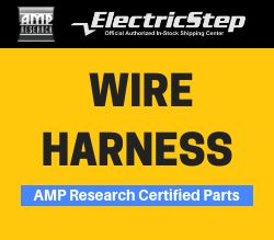 AMP Research Wire Harness with Integrated Wires Lighting System<BR>(OBD Port NOT included)