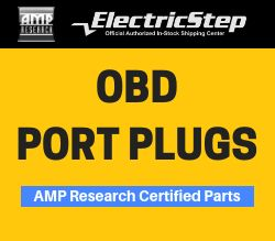 OBD Port PLUG Only