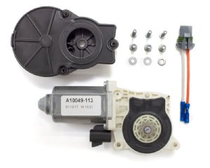 Replacement Motor Black to White Conversion Kit (80-03129-92)<BR>(Specifically 1999 thru 2006 GM Vehicles ONLY)
