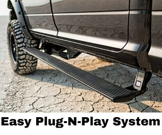 Dodge Ram Factory Running Boards >> Dodge Ram 2500 3500 Plug N Play 2019 Diesel Only No Factory Air Ride