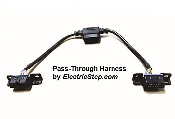 amp wiring harness diagram amp research wiring harness amp research plug n play pass through harness, (76404-01a)