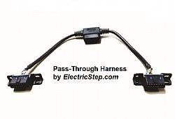Show product details for AMP Research Plug N Play Pass Through Harness (76404-01a)