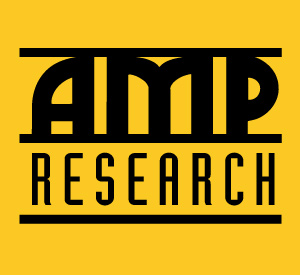 Official AMP Research Black and Yellow Image